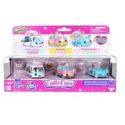 Shopkins Series 3 (3 Pack) - Wedding Wheels Collection