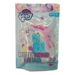 My Little Pony Collectable Flocking Figurine Key Ring