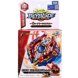 Beyblade God B-92 Starter New Xcalibur