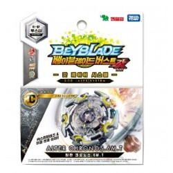 Beyblade God B-82 Booster Alther Chronus