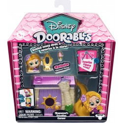 Disney Doorables S1 Mini Display Set - Rapunzel's Creative Corner