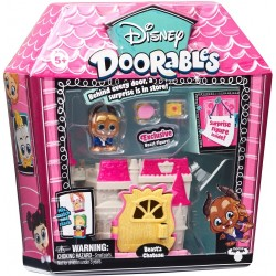 Disney Doorables S1 Mini Display Set - Beast's Chateau