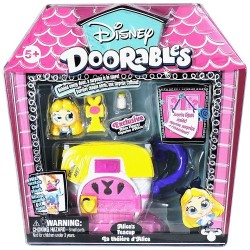 Disney Doorables S1 Mini Display Set - Alice's Teacup