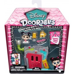 Disney Doorables S1 Mini Display Set - Boo's Bedroom