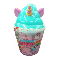 Smooshy Mushy Frozen Delights Series 3 Unicorn Milkshake - Green