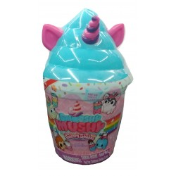 Smooshy Mushy Frozen Delights Series 3 Unicorn Milkshake - Blue