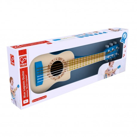 Hape Blue Lagoon Guitar