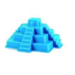 Hape Mayan Pyramid - Blue