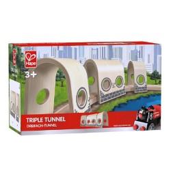 Hape Triple Tunnel