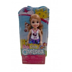 Barbie Club Chelsea Dolls - Cat Top