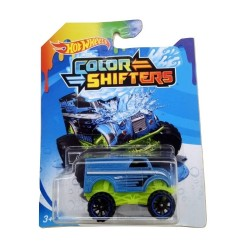 Hot Wheels Color Shifters Dairy Delivery Vehicle 2.0