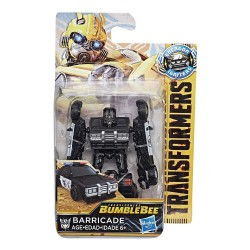 Transformers: Bumblebee - Energon Igniters Speed Series Barricade