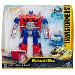 Transformers: Bumblebee - Energon Igniters Nitro Series Optimus Prime