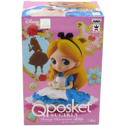 Banpresto Q Posket Sugirly Disney Characters: Alice (Normal Version)