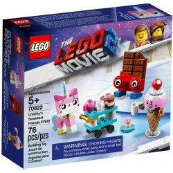 LEGO The LEGO Movie 2 70822 Unikitty's Sweetest Friends EVER!