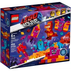 LEGO The LEGO Movie 2 70825 Queen Watevra's Build Whatever Box!