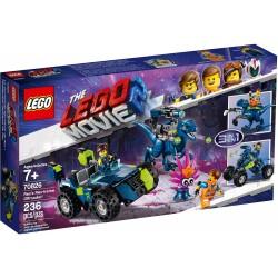 LEGO The LEGO Movie 2 70826 Rex's Rex-treme Offroader!