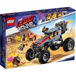 LEGO The LEGO Movie 2 70829 Emmet and Lucy's Escape Buggy!