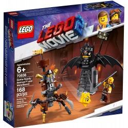 LEGO The LEGO Movie 2 70836 Battle-Ready Batman and MetalBeard