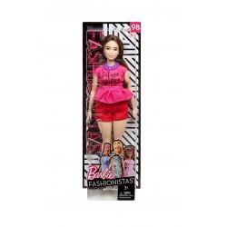 Barbie Fashionistas Doll 98 - Curvy with Long Dark Waves