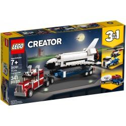 LEGO Creator 31091 Shuttle Transporter