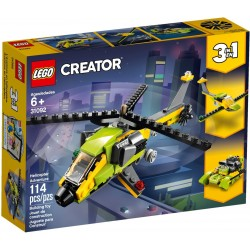 LEGO Creator 31092 Helicopter Adventure