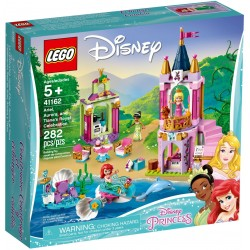 LEGO Disney 41162 Ariel, Aurora, and Tiana's Royal Celebration