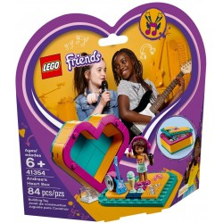 LEGO Friends 41354 Andrea's Heart Box