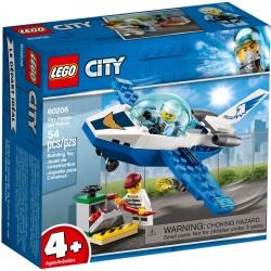 LEGO City 60206 Sky Police Jet Patrol