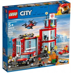 LEGO City 60215 Fire Station