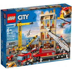 LEGO City 60216 Downtown Fire Brigade