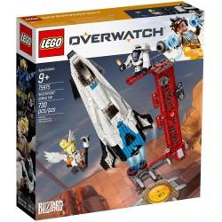 LEGO Overwatch 75975 Watchpoint: Gibraltar