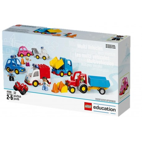 LEGO Education 45006 Multi Vehicles Set