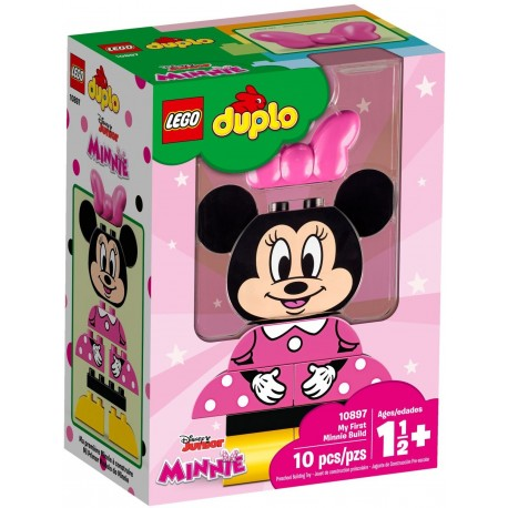 LEGO Duplo 10897 My First Minnie Build