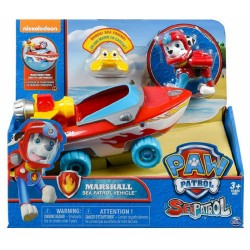 Paw Patrol Marshall's Sea Patrol Vehicle