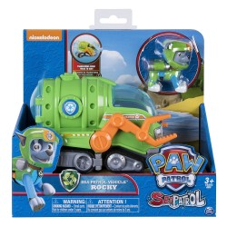 Paw Patrol Rocky Sea Patrol Vehicle