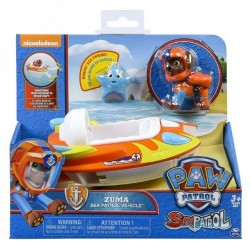 Paw Patrol Zuma Sea Patrol Vehicle