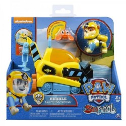 Paw Patrol Rubble Sea Patrol Vehicle