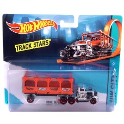 Hot Wheels Track Stars Bone Blazers - Orange