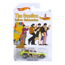 Hot Wheels The Beatles Yellow Submarine - Cockney Cab II