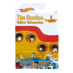 Hot Wheels The Beatles Yellow Submarine - Fish'd N Ship'd