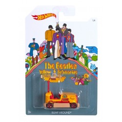 Hot Wheels The Beatles Yellow Submarine - Bump Around