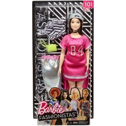Barbie Fashionistas 101 Doll & Fashions - Curvy