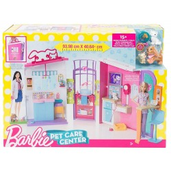 Barbie Pet Care Center