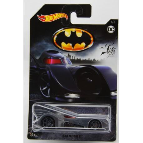 Hot Wheels DC Batman - Batmobile 1