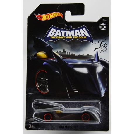 Hot Wheels DC Batman - Batmobile 3
