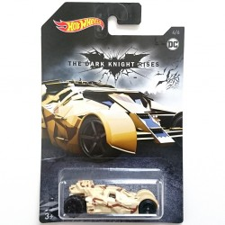 Hot Wheels DC Batman - Batman Tumbler