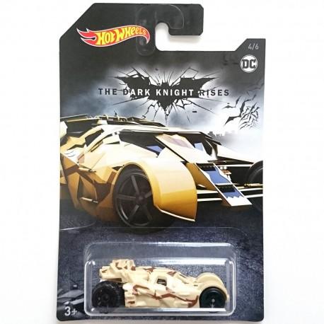 Hot Wheels DC Batman - Batman Tumbler