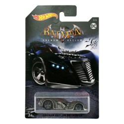 Hot Wheels DC Batman - Arkham Asylum Batmobile