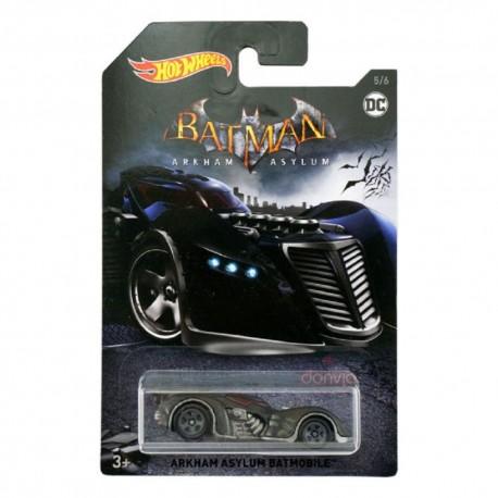 Hot Wheels DC Batman - Arkham Asylum Batmobile